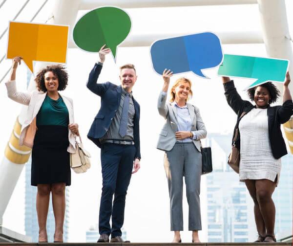 effective communication livingston human resources