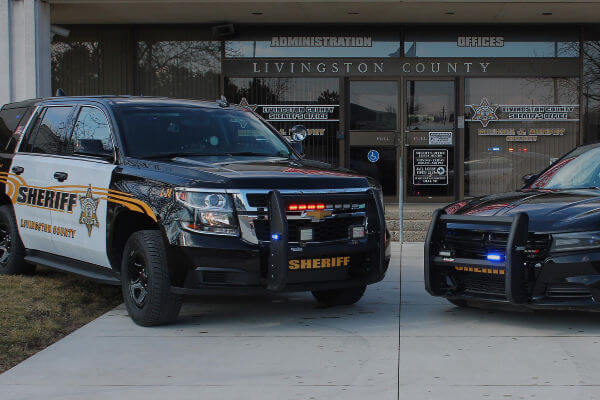 livingston county sheriffs department