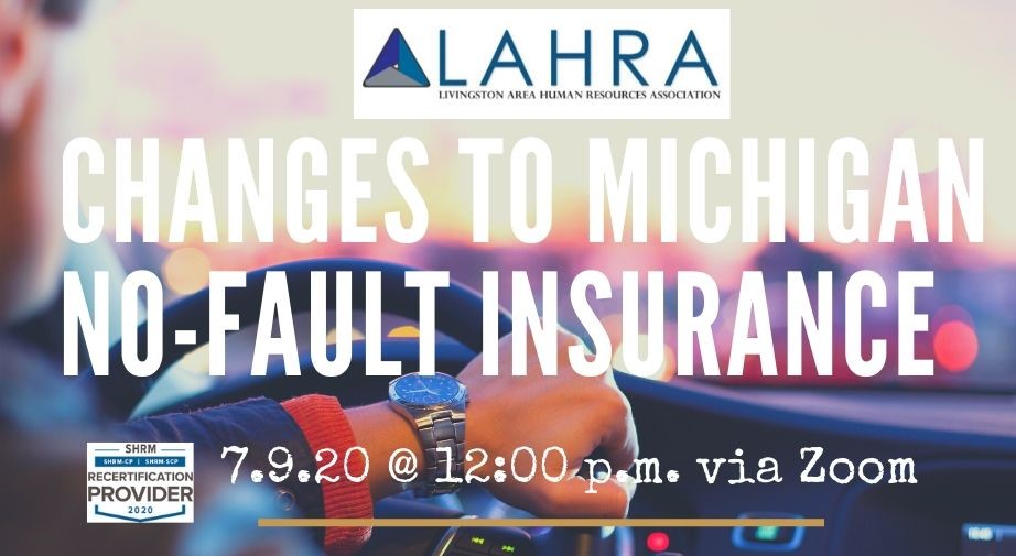 Changes to Michigan No-Fault Insurance- Free